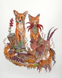 Artist Jane Ryder.