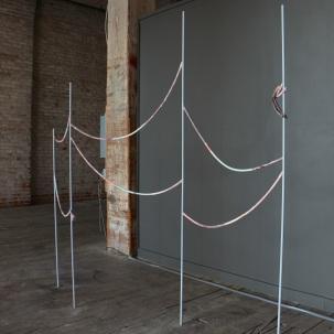 Artist Suzanne Torres.