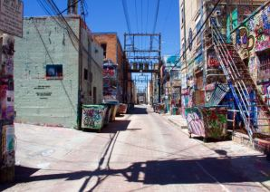 Art Alley in Rapid City, SD
