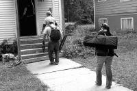 Heading to see the studio of Vincenzio in Minneapolis, Minnesota