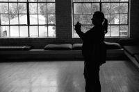 Inside Leg Up Studio in Minneapolis, Minnesota.