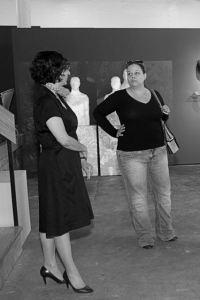 Inside the Belger Art Center in Kansas City, Missouri.