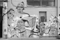 Check out the murals in Kansas City, Missouri.
