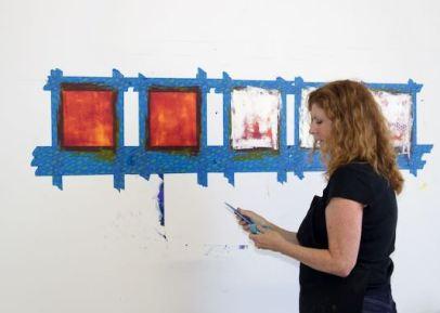 MAS artist, Lori Elliott-Bartle (NE)