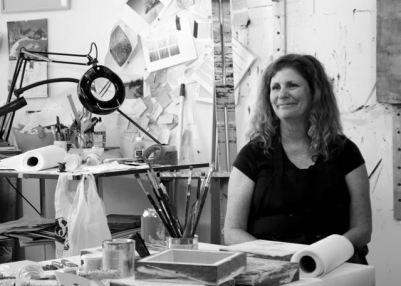 Studio visit with MAS artist, Lori Bartle Elliott