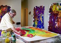 MAS artist, Joe Bussell (KS)