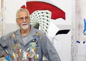 MAS artist, Larry Thomas (KS)
